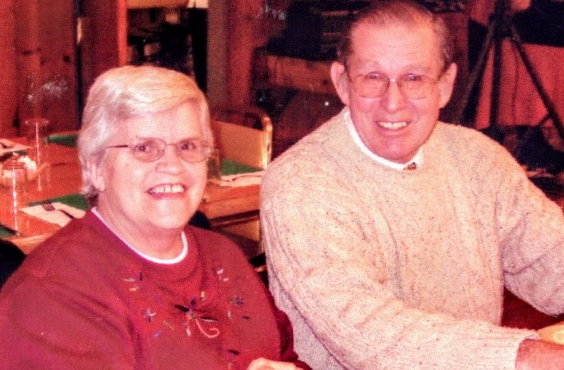 John and Marilyn Kading of Millbrook, New York