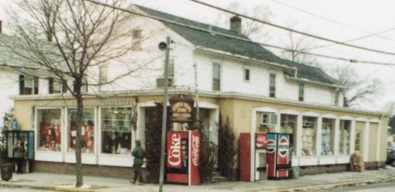 The Corner News Store in Millbrook, New York