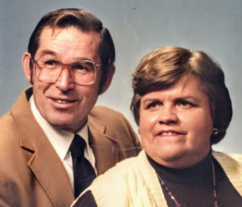 John and Marilyn Kading of Millbrook, New York