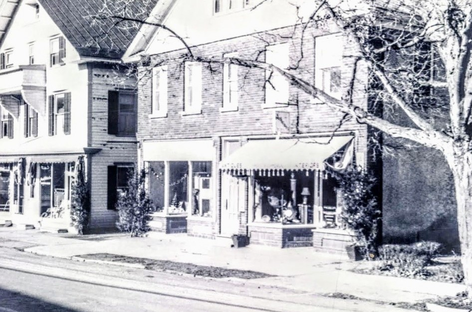 Where Babetts Kitchen is now on Franklin Avenue!
