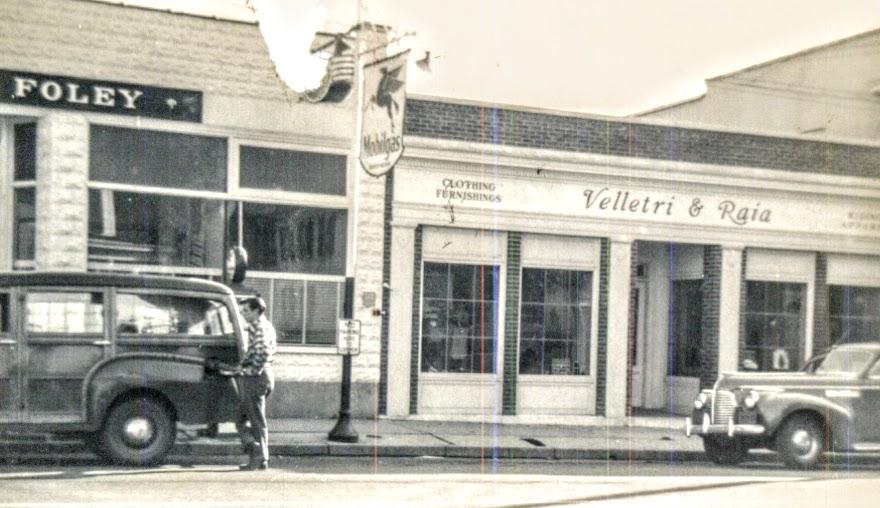 Velletri & Raia or later on The Millbrook Men's Shop on Franklin Avenue in Millbrook, New York