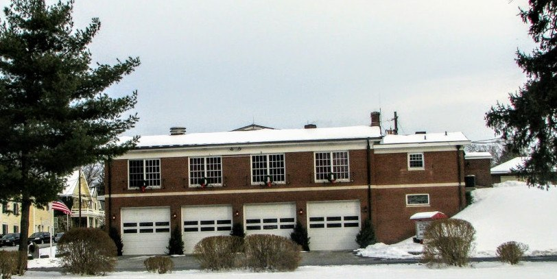 Millbrook Fire House